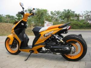 Modifikasi Honda Beat6