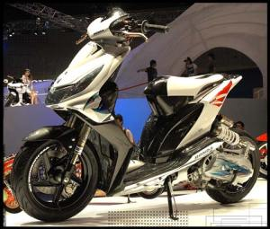 Modifikasi Honda Beat7
