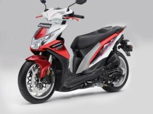 Modifikasi Honda Beat8